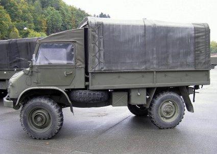 Classic Unimogs for Sale  1968 Unimog 404 exSwiss military low
