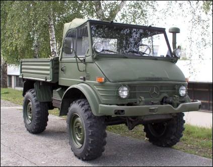 classic unimogs sold 1976 unimog 406 bundeswehr