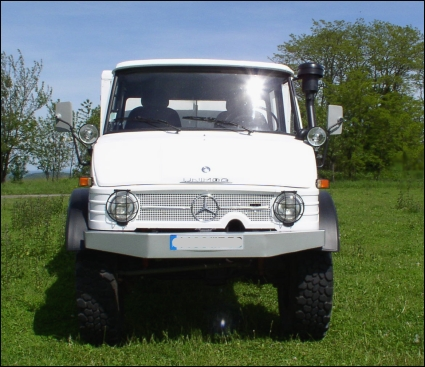 416 Unimog for Sale http://classicunimogs.com/unimog_416_whitebox_doka.html
