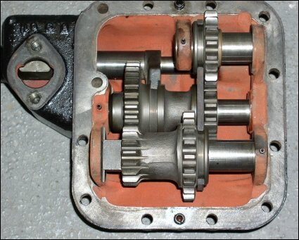2-Speed Crawler Gears for Unimog 404