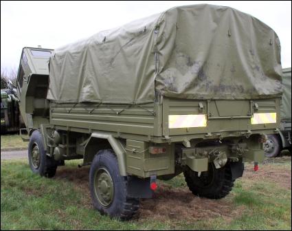 iveco 4x4. Iveco-Fiat