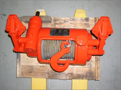 Werner H 64 Rear PTO Winch