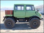 Classic Unimogs Photo Gallery - Unimog and 4x4 pictures for