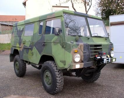 Classic Unimogs For Sale 1975 Swedish Military Volvo C303 Tgb 11